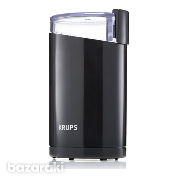 Krups f203 spice and coffee grinder with stainless steel blades-1