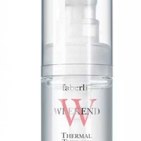 Weekend thermal therapy restoring face serum