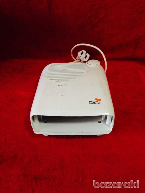 Electric heater blower-2