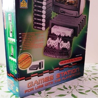 Sony playstation 1 cage