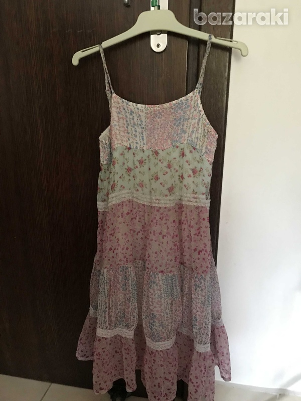 Dress for a girl 4-5 year