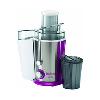 Iimetec 7764 juicer wellness cp 400w, white and purple