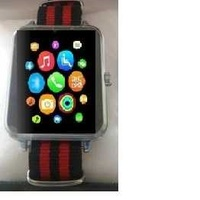 Just in z60i bluetooth smart watch phone mate stainless steel