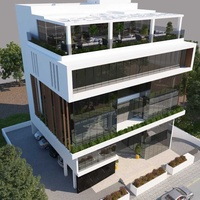 Commercial plot in limassol center, ayias fylaxeos