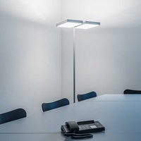 Office freestanding light - downlight/uplight