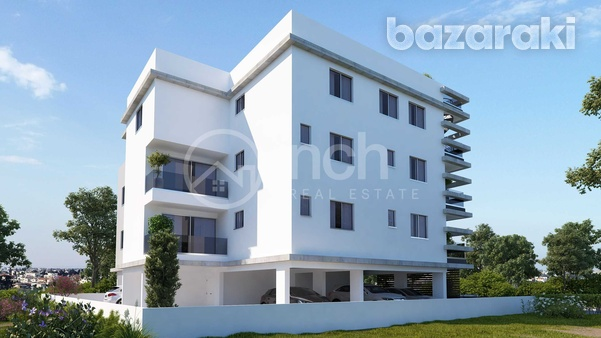 Under construction two bedroom apartment in strovolos-4