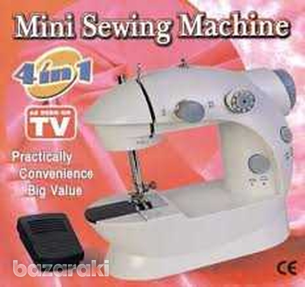 Mini sewing machine 4 in 1-1