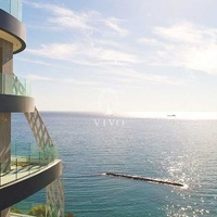 Three bedroom apartment with breath taking sea view