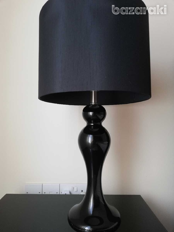 1 baroque style bedroom table lamp-1