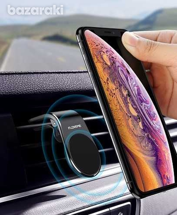 Magnetic car mobile holder-1