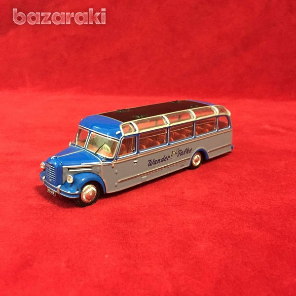 Borgward bo 4000 bus 1/72-4
