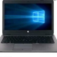 Hp laptop i5 with ssd
