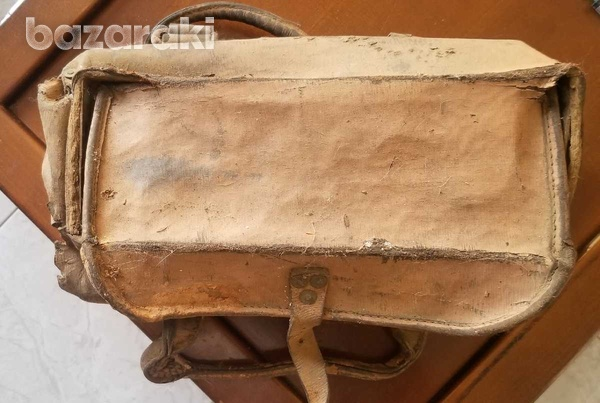 Old leather tool bag-2