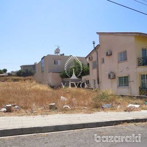 Residential plot of 706 m2 in agia fyla-3