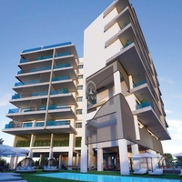 One bedroom apartment in limassol city center