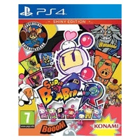 Sony playstation 4 - super bomberman r-shiny edition - ps4