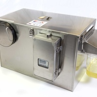 Automatic grease trap grease guardian x25