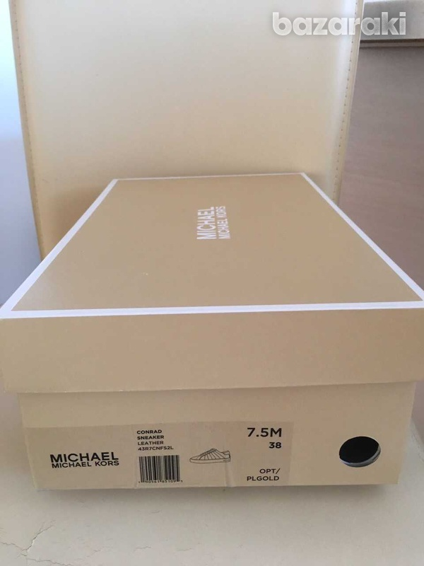 Michael kors leather sneakers, size 38-2