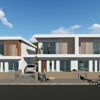 New port area - serenity residence - 4 bedroom detached house