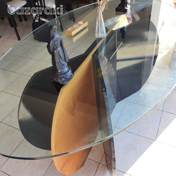 Oval table-2