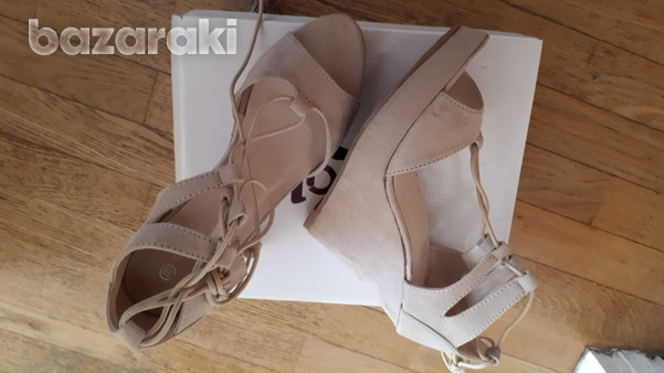 Brand new corso italy brand new pastel pink sandals from corso italy-4