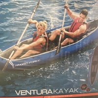 Ventura kayak, used only once