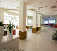 Monthly-furnished hotel suites on b/b