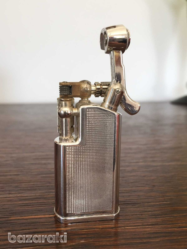 Vintage maruman butane lighter made in japan in perfect condition-4