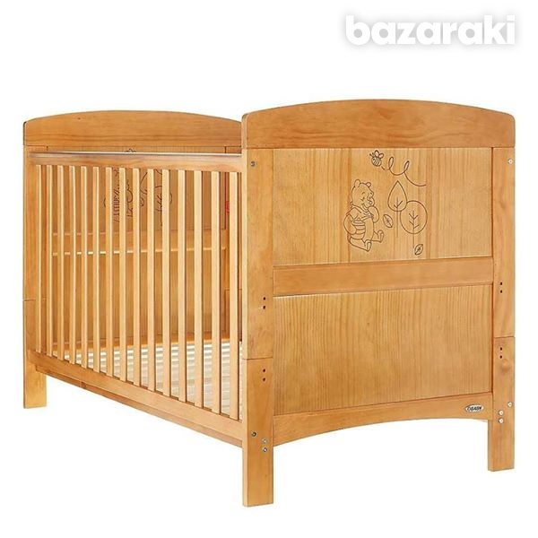 Winne the pooh cot bed-1