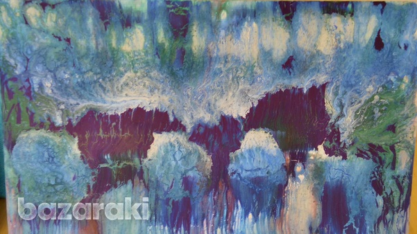 Picture resin/ acrylic/ art/ decoration/-8