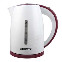 Original crown kettle inox
