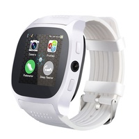 T8 hd smart watch sim bluetooth camera for android iphone