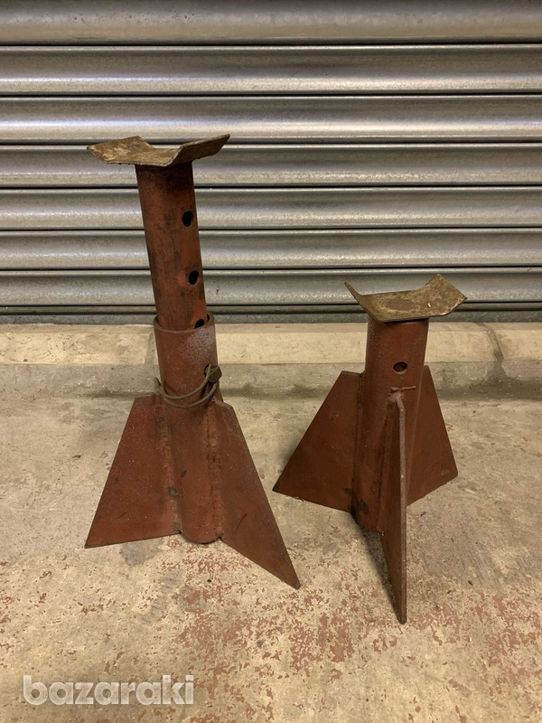 Car/van axle stands heavy duty-1