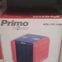 Primo ceramic fan heater ptc-150b