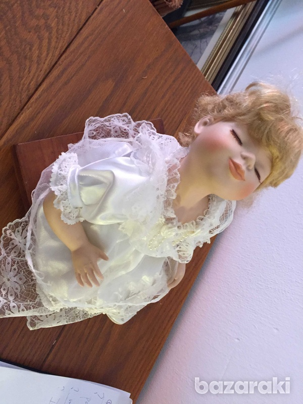 Ceramic french young lady-2