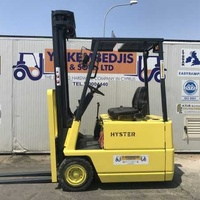 Hyster forklift a1.25xl capacity 1250kg a203a06543p