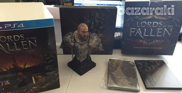 Ps4 lords of the fallen collectors edition-1