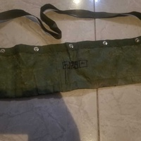 6 british army surplus clip bandolier