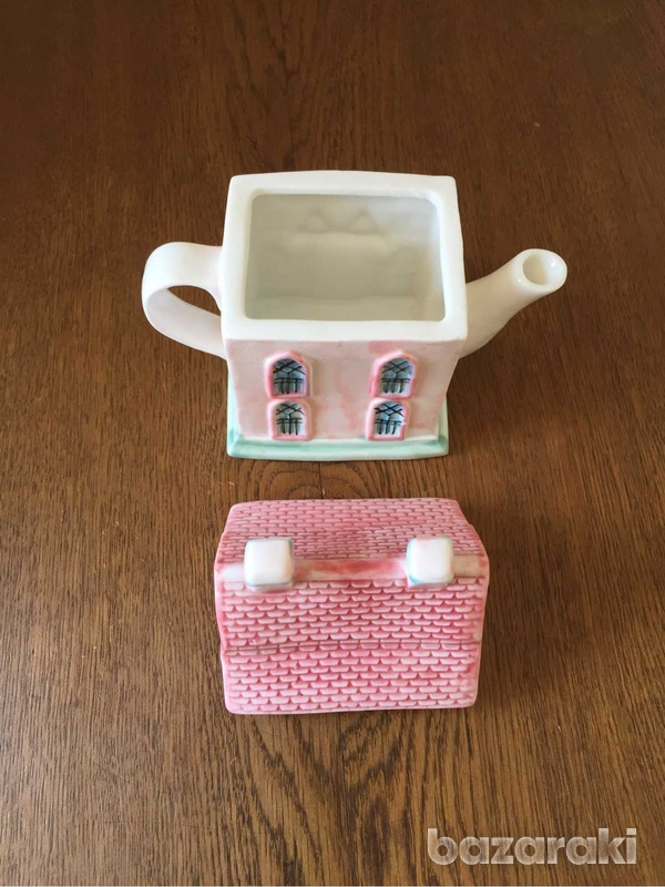 Home decor small tea pot-3