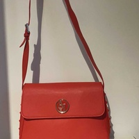 Armani jeans coral crossbag- authentic