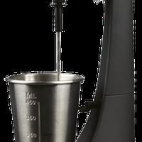 Frappe mixer with stand