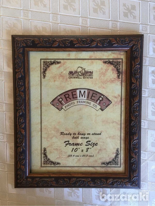 Photo frame 10x8 inches