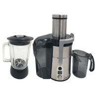 Blaupunkt eje801 1200w juice extractor with 1.8lt glass jar