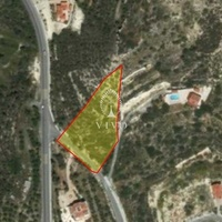 Residential land of 3310 m2 in palodeia hills