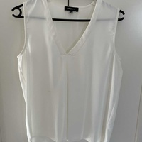 Lawrence grey perfect white top, xs-s