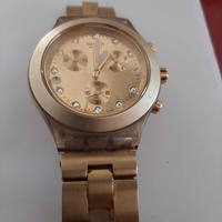 Gold series swatch woman