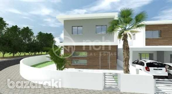 Under construction four bedroom house in paliometoxo-4