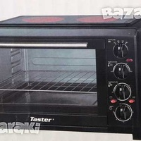 Taster - electric oven with ceramic hobs