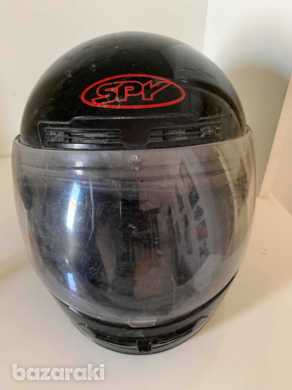 Spy full face helmet-1
