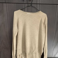 Beige zara top